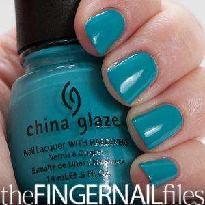 China Glaze Flyin' High Nail Polish
