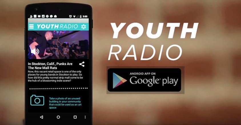 The Youth Radio App : The Team