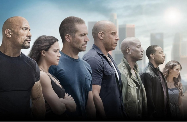 Fast Furious 7 2015 English Movie Wallpapers Posters