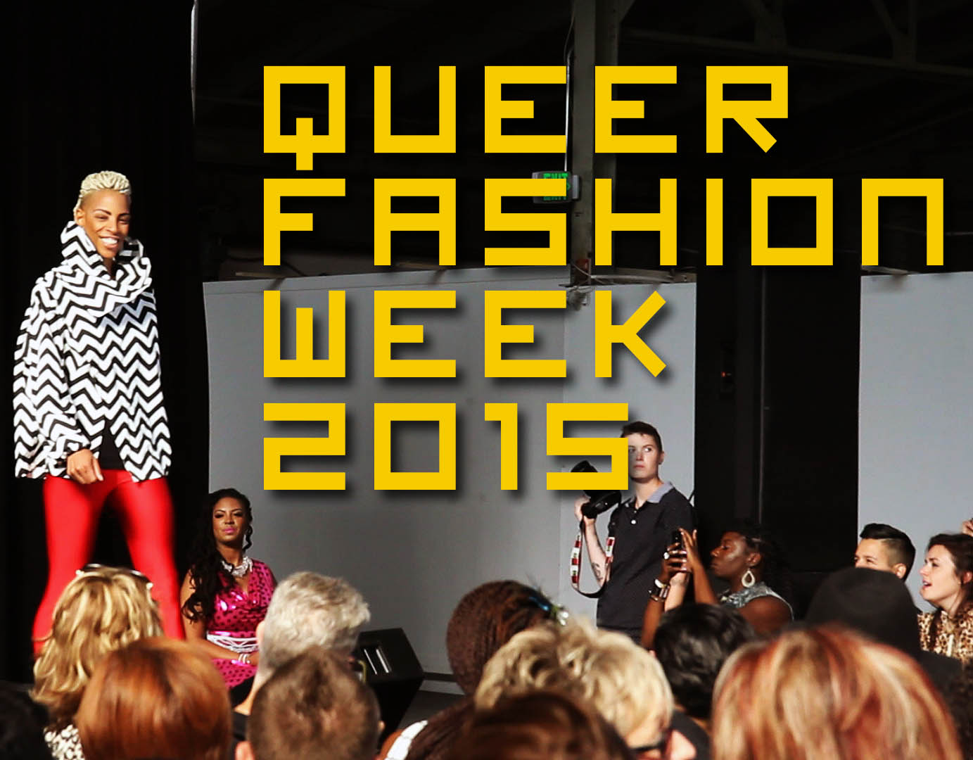 Oakland Queer Fashion Week 2015