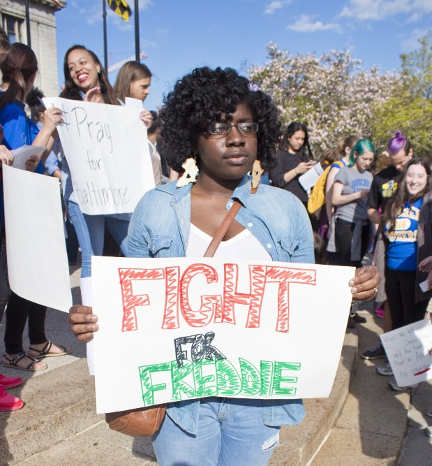 Youth Voices On Baltimore