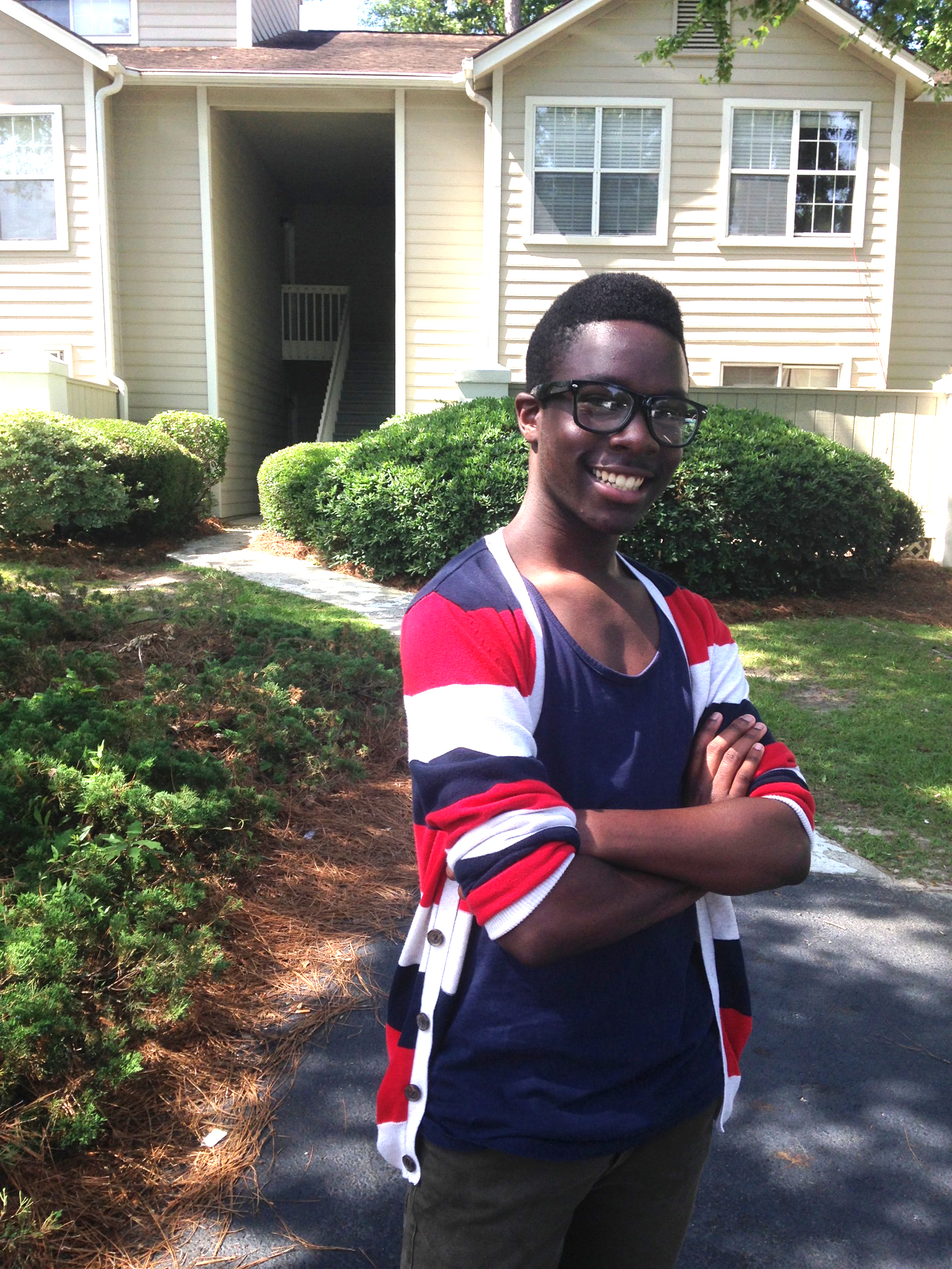 Charleston Teen Reflects On Racism In The Spotlight