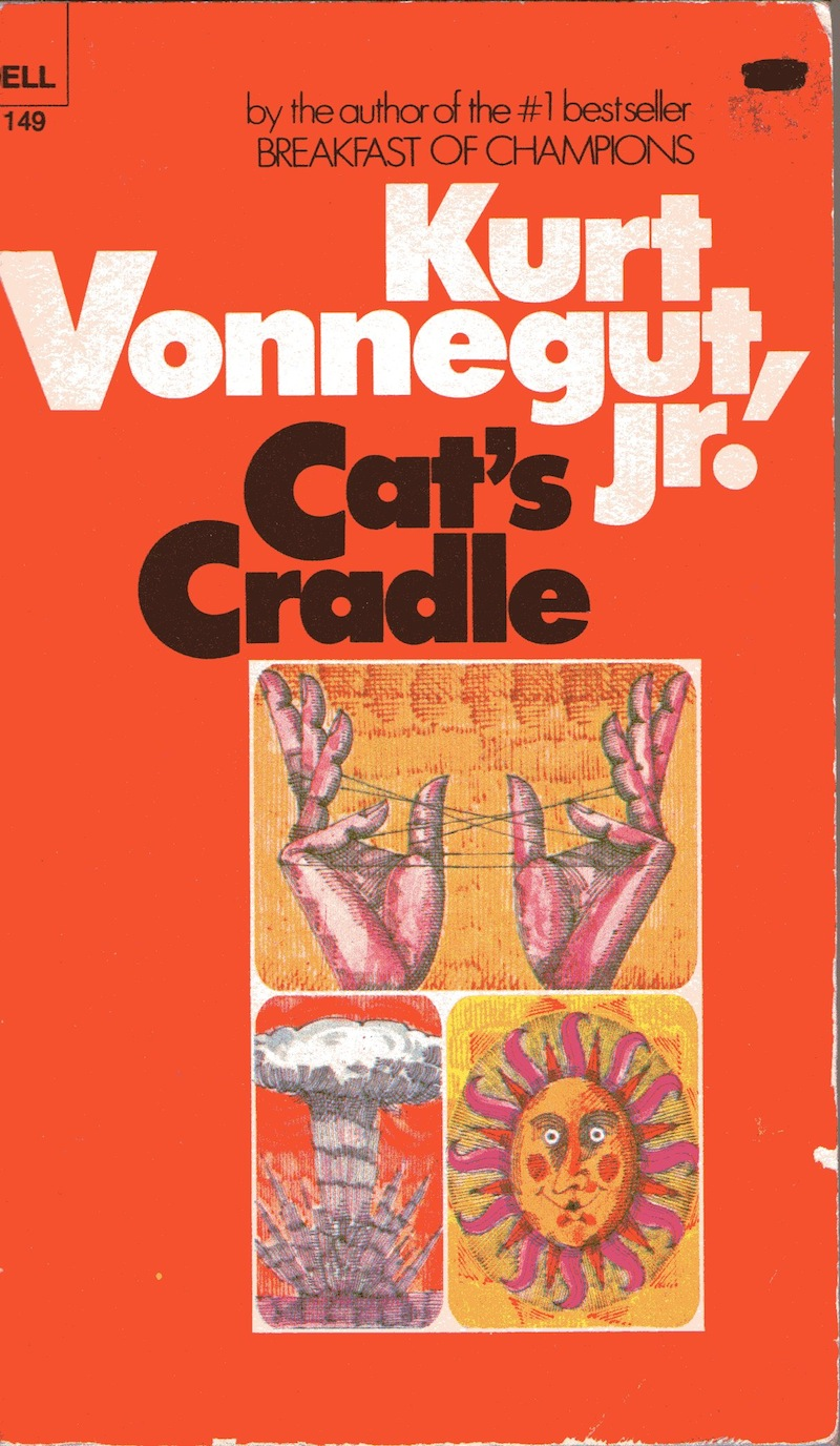 kurt vonnegut jr s cats cradle Cat's cradle by kurt vonnegut cat's cradle study guide contains a biography of kurt vonnegut, literature essays, quiz questions, major themes, characters, and a full summary and analysis organized religion in kurt vonnegut's cats cradle: see god.