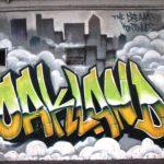 Oakland, CA Graffiti
