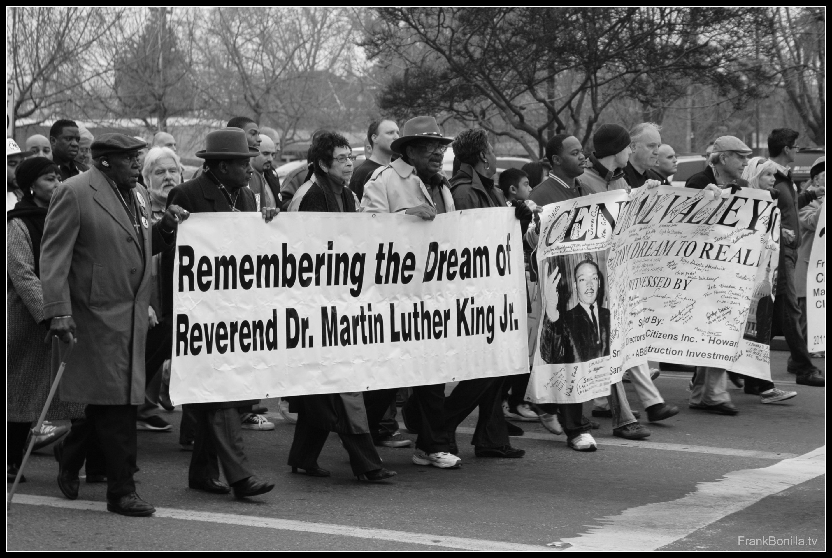 Remember Dr. Martin Luther King Jr.