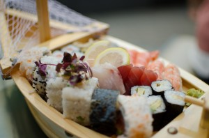Koi Sushi Boat