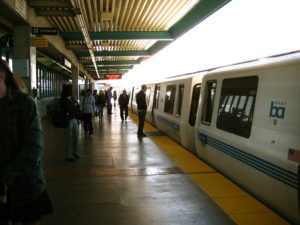 West Oakland BART station