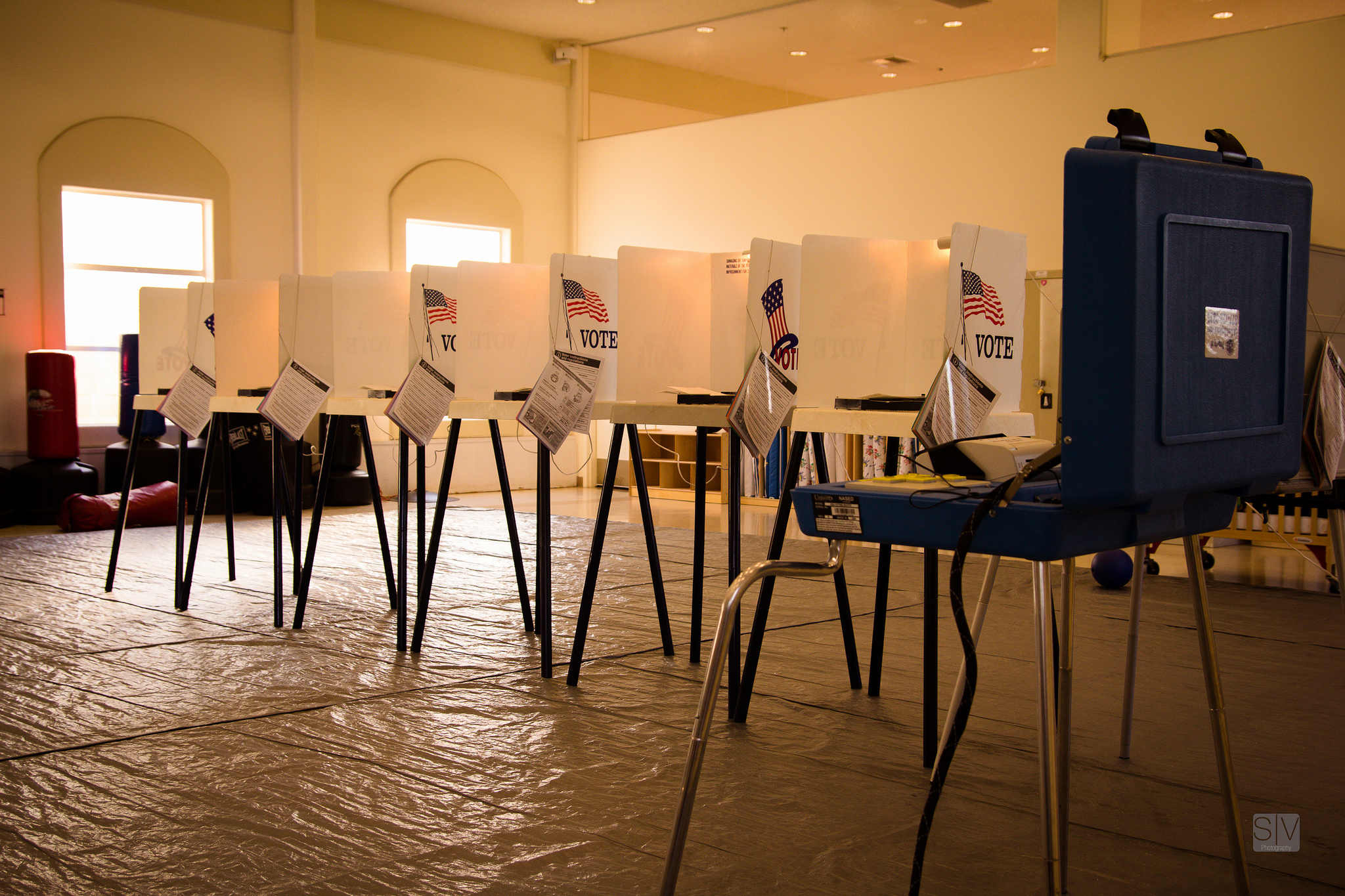 The Father Abstaining from Voting