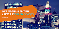 NPR's Morning Edition Live From Youth Radio
