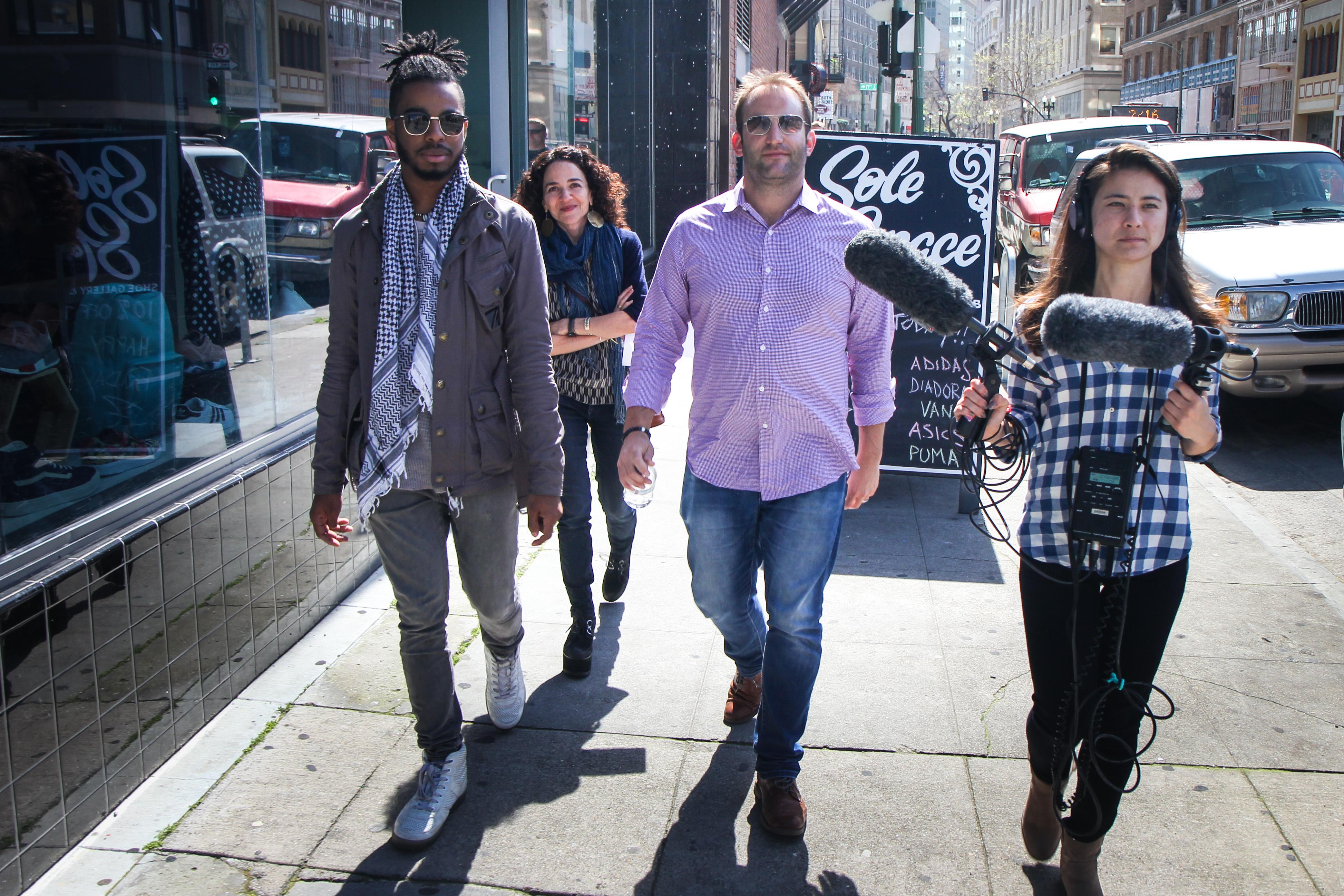 Downtown Oakland Tour