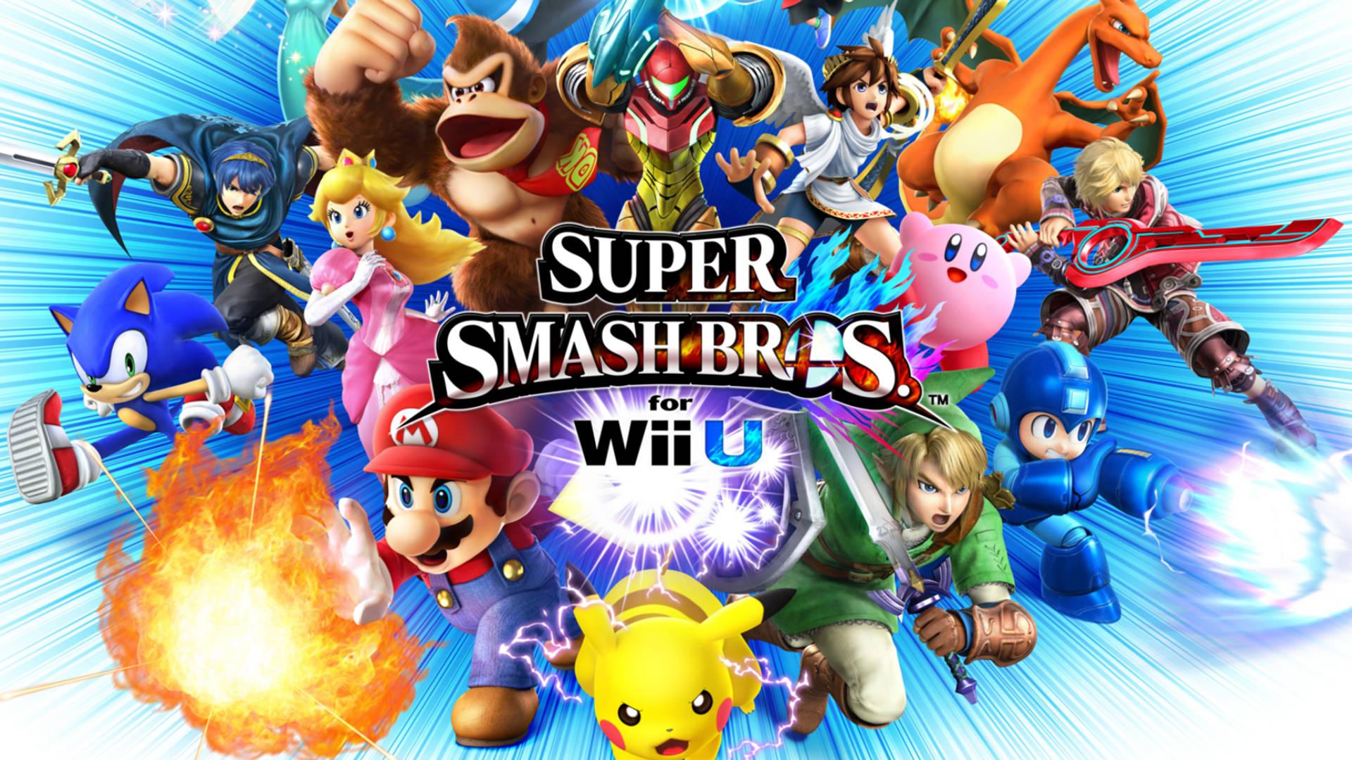 Super Smash Bros. Mania
