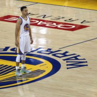 Golden State Warrrior's point guard Stephen Curry. (Photo Credit: Chaz Hubbard)
