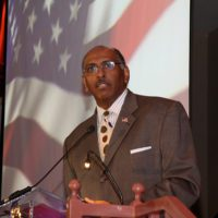 Michael Steele was the first black chair of the RNC.