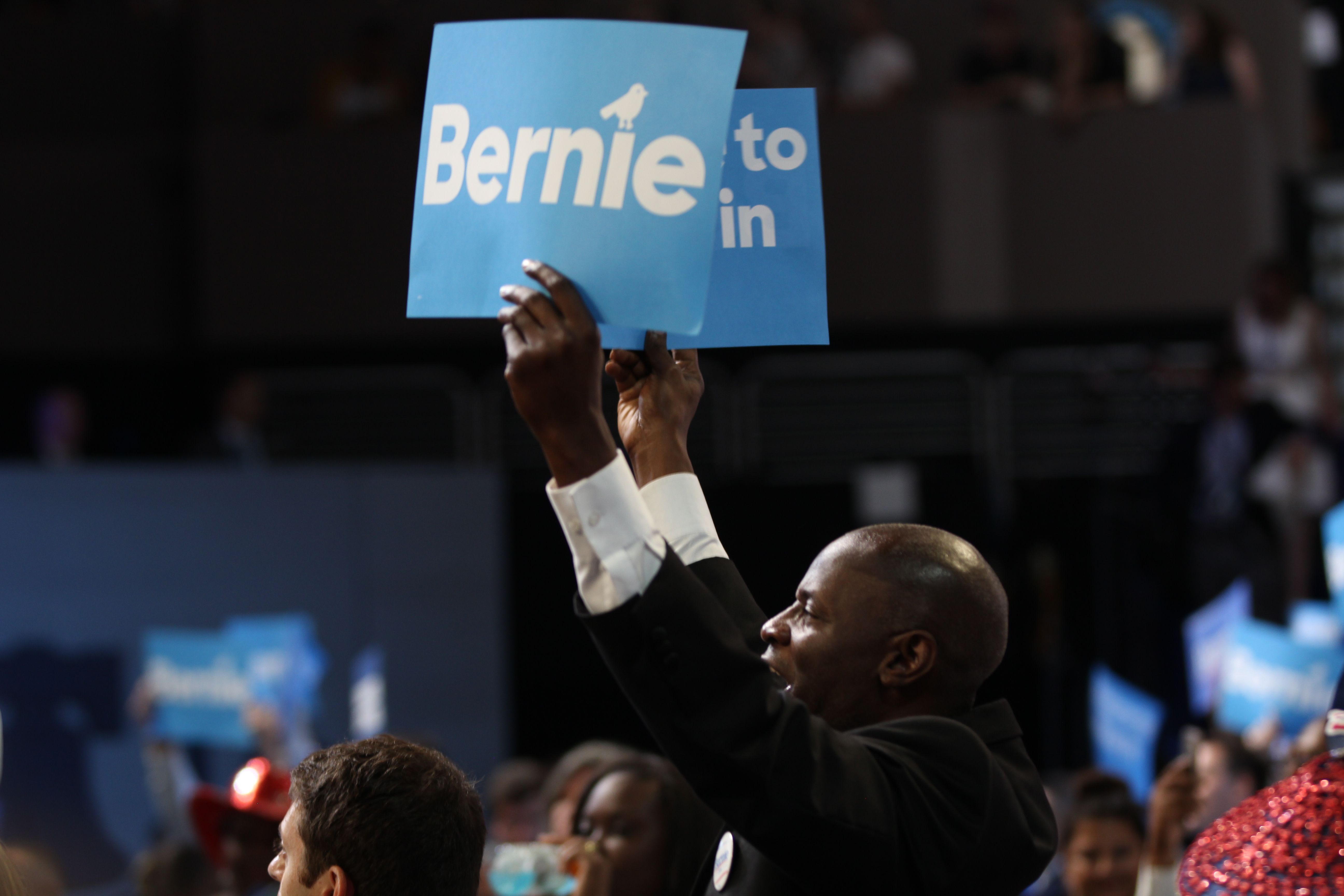 The DNC, Black Voters, And Democracy In Action