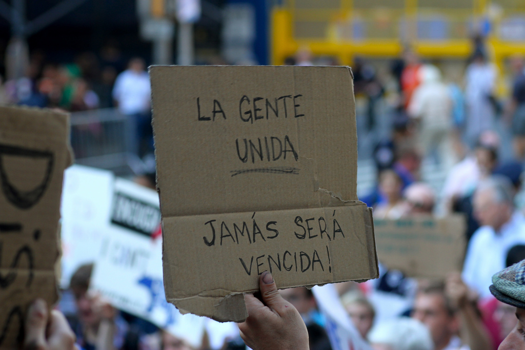 #LaGenteUnida: A Hashtag Of Our Own