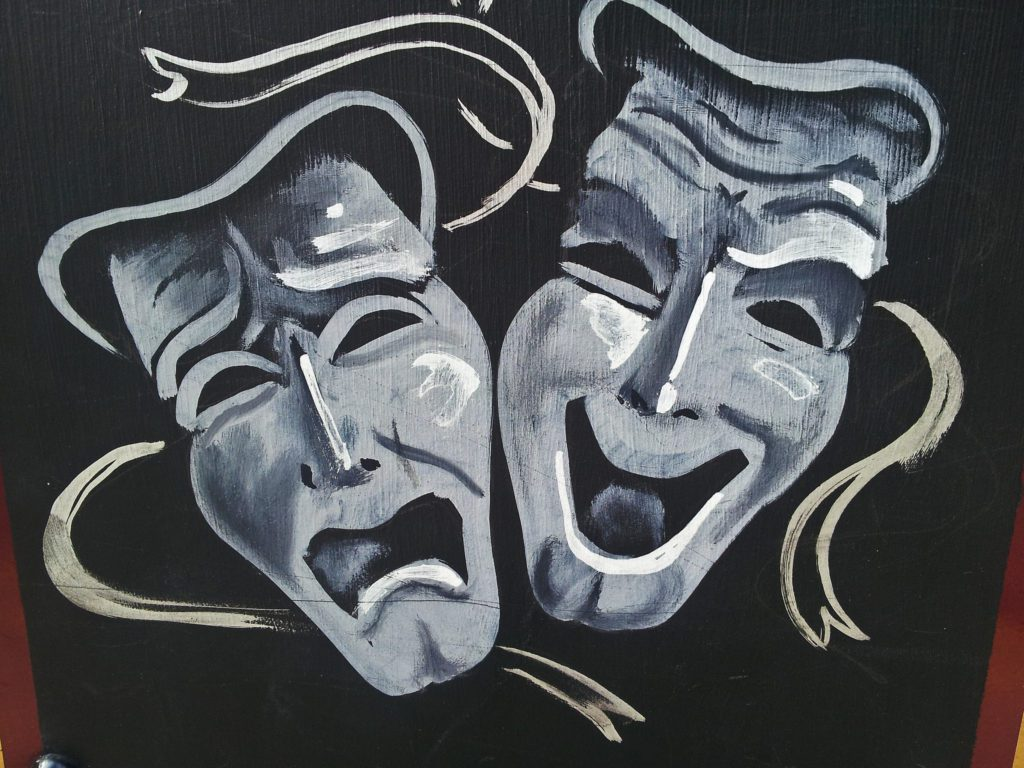 Theatreland Masks