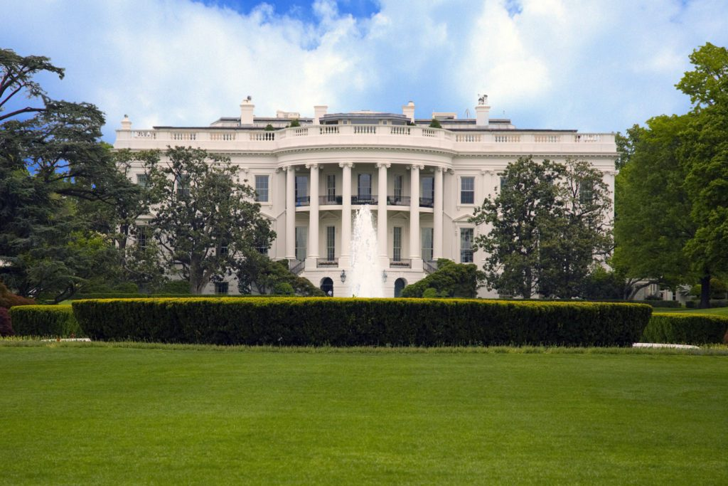 The White House, source: Wikimedia Commons