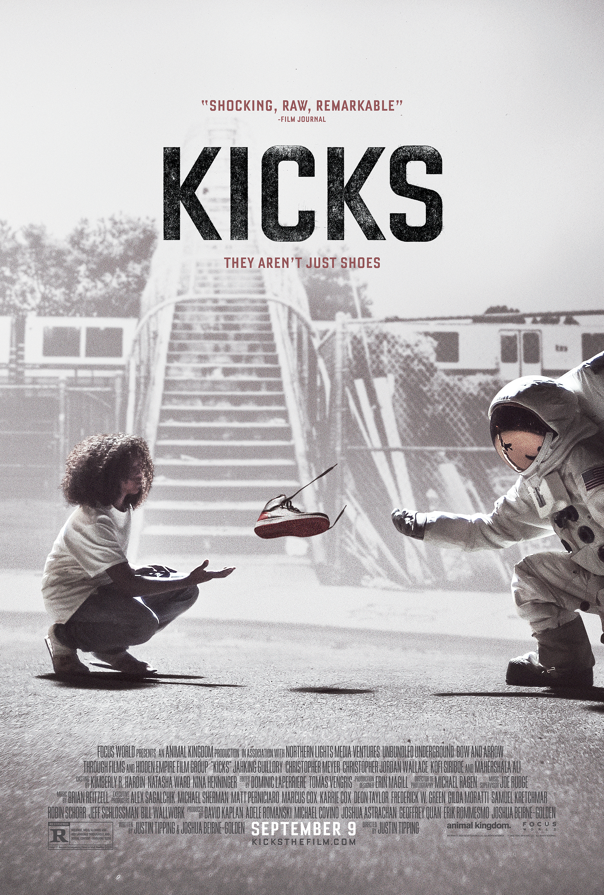 Interview: Kicks Director Justin Tipping & Actor Mahershala Ali