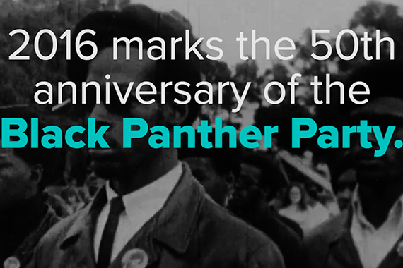 Black Panther Party 50 Years Later: What's Changed?
