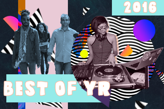 Youth Radio's Top 16 Stories Of 2016