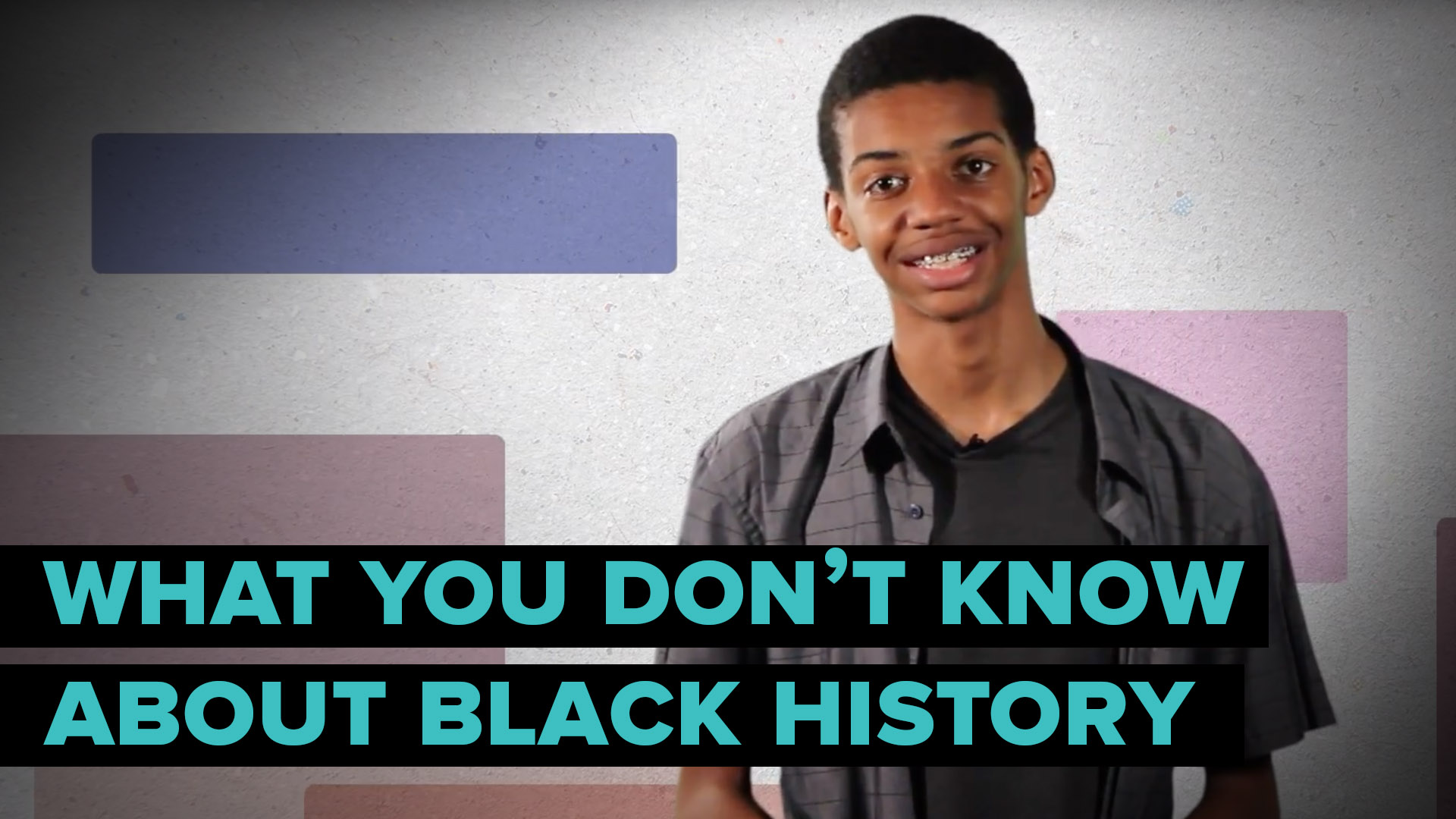 What You Don't Know about Black History