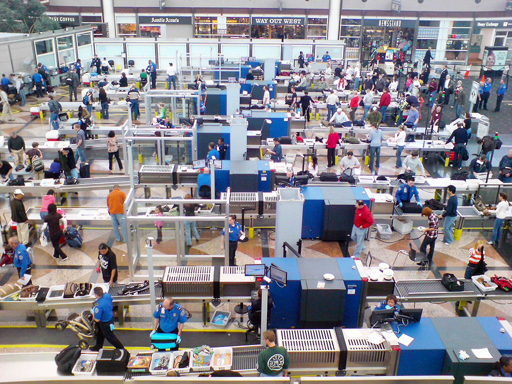 Flying While Brown: One Teen's Run-ins with the TSA