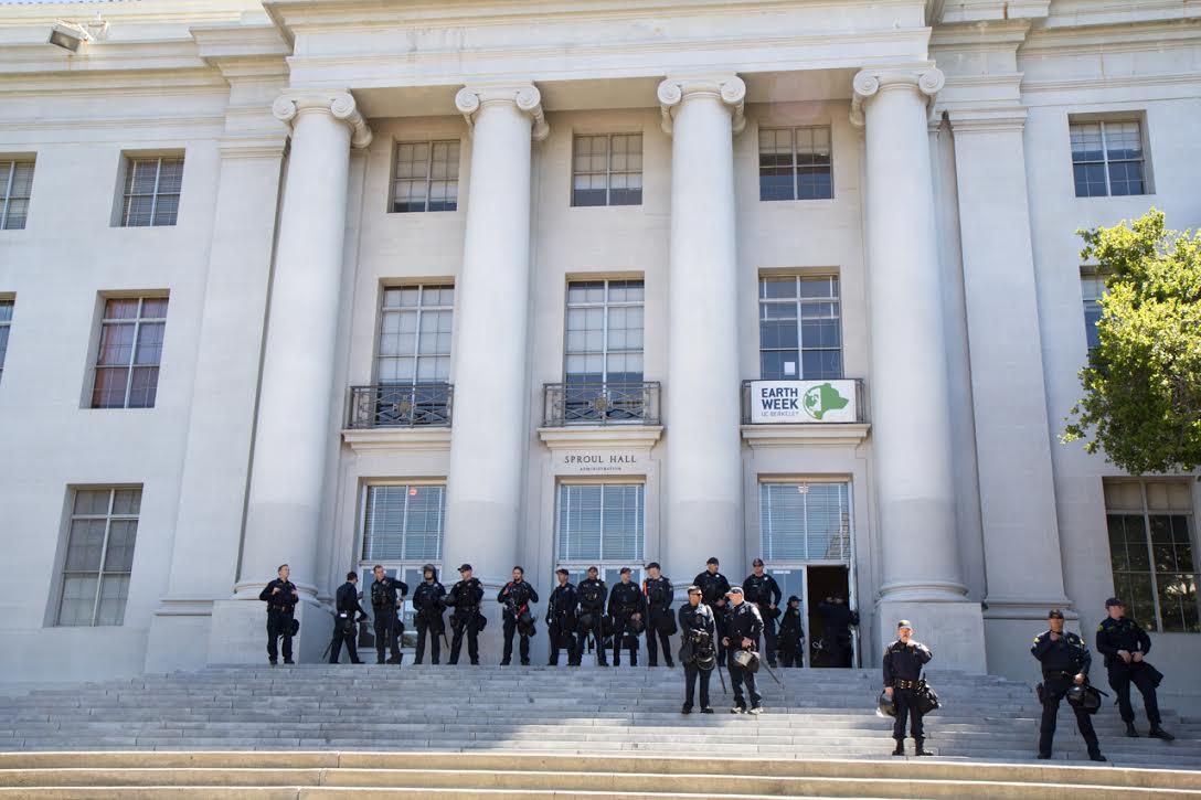 UC Berkeley's Free Speech Identity Crisis