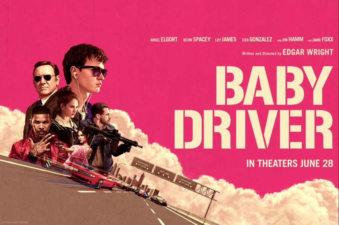 "Action Thriller ""Baby Driver"" Is Impressive, But Not Safe For Babies"