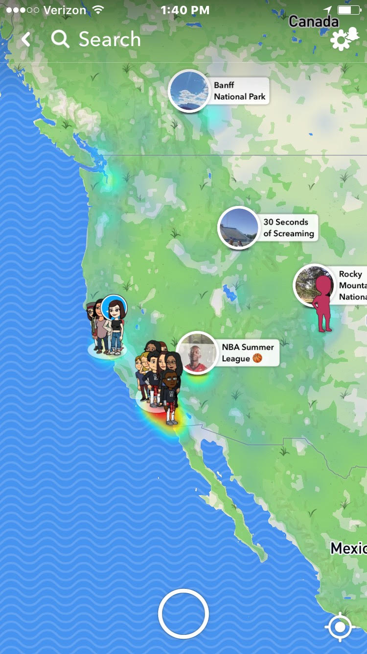 How To Stay Safe With Snapchat's New Update