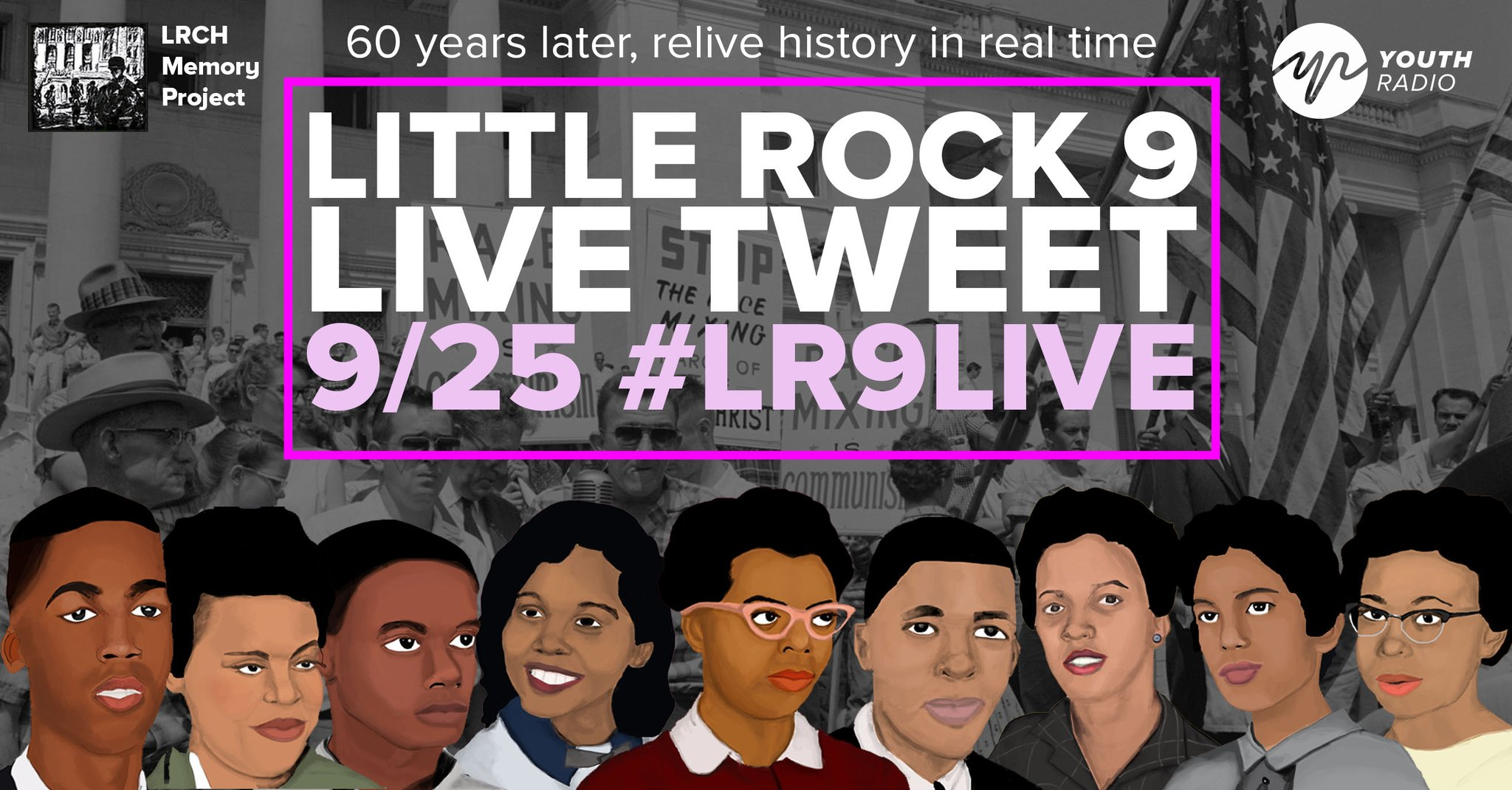 Join Us to Relive Civil Rights History