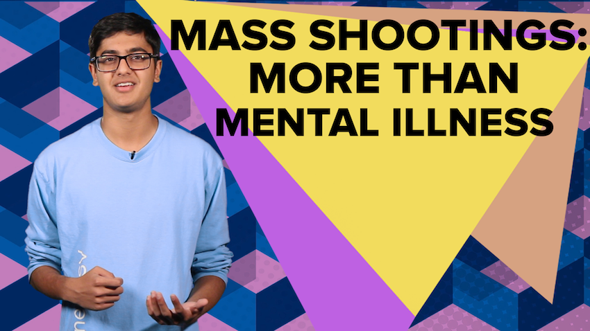 Mass Shootings: More Than Mental Illness