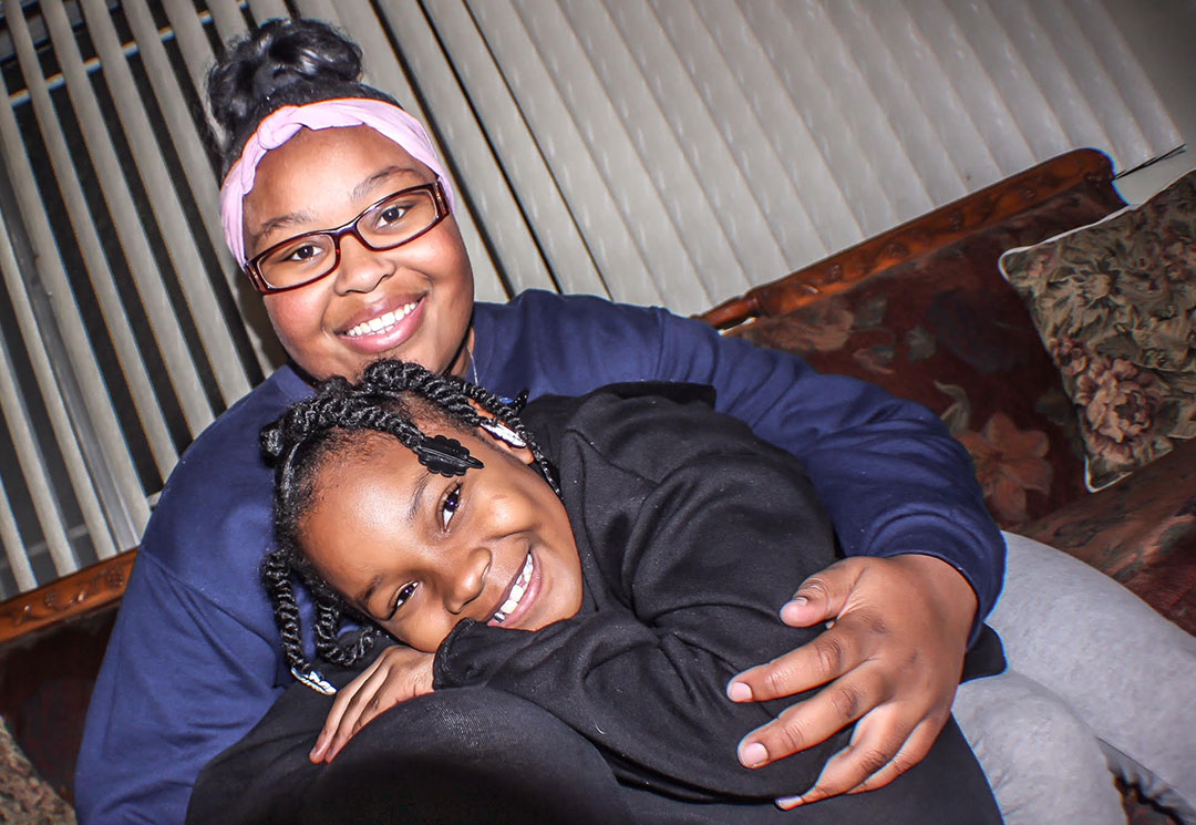 When My Mom Needed Help Raising My Baby Sister, I Volunteered