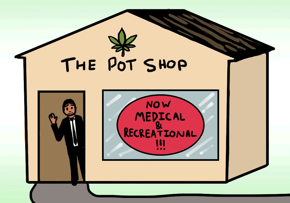 Want A Permit To Sell Cannabis? It Will Cost You