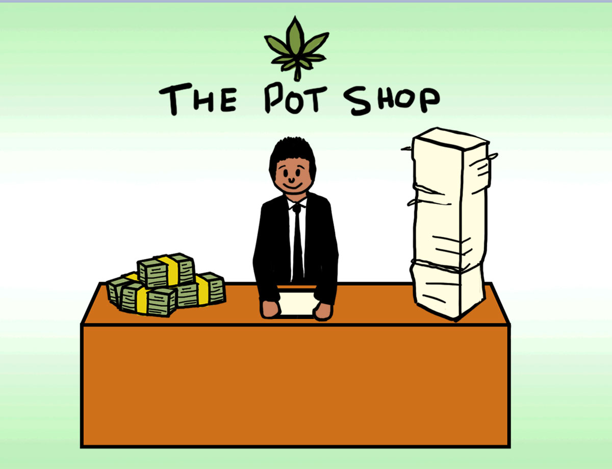 Marijuana MBA? USC Business School Weighs In On Legalization