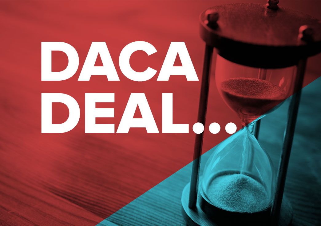 New Government Budget Deal Does Not Include DACA