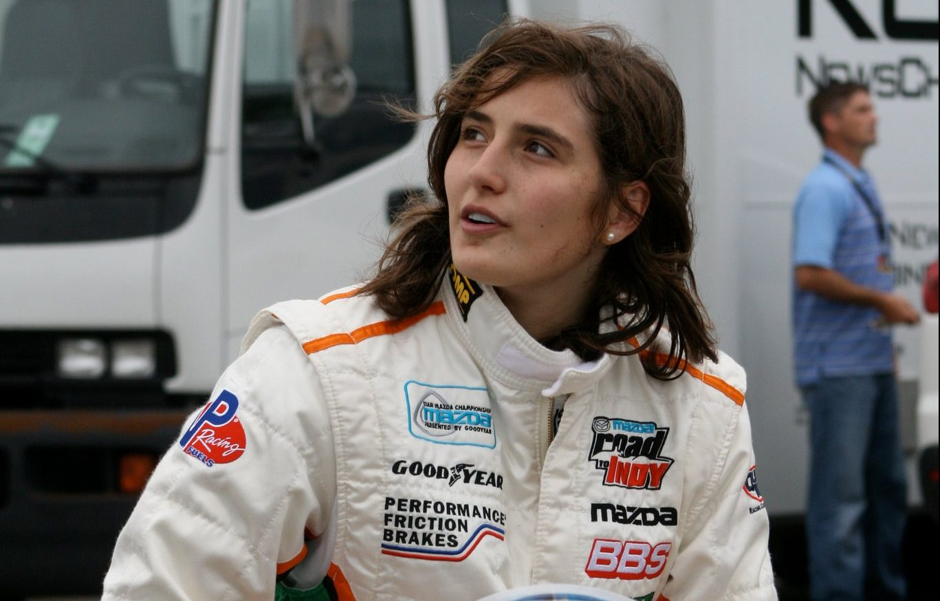 Is The Future Of F1 Racing Female?