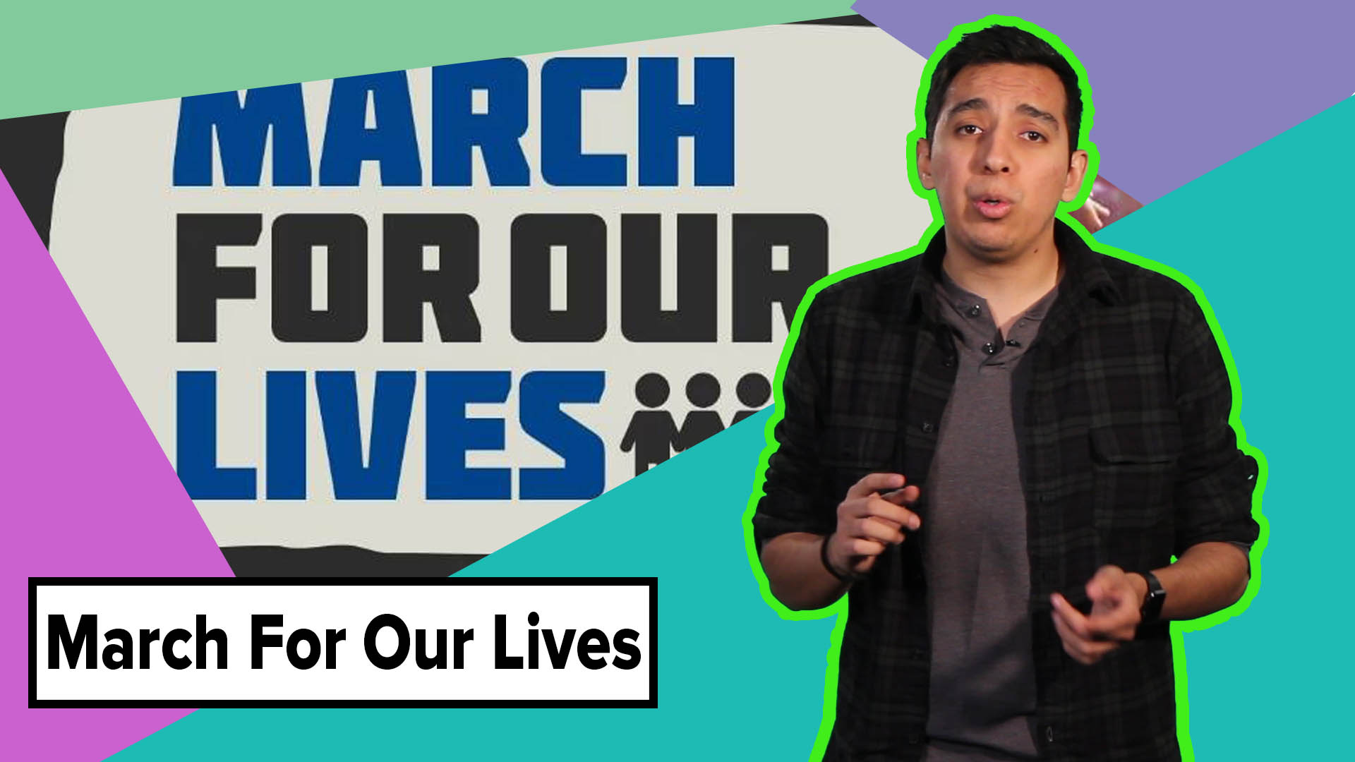 The Ultimate Survival Guide For #MarchForYourLivesDC