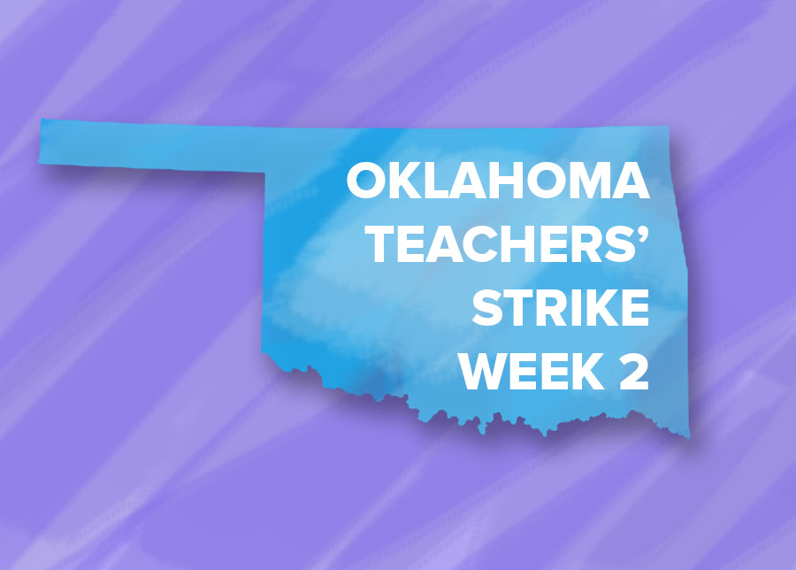 Here's What Oklahoma Teens Are Doing During The Teachers' Strike