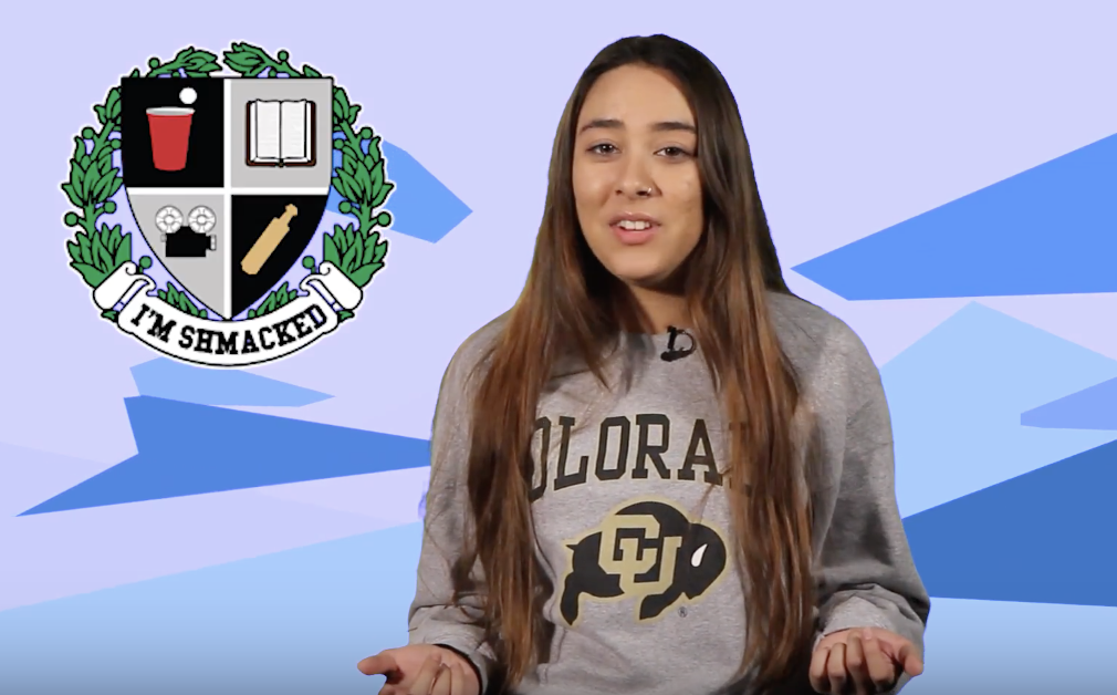 I'm Shmacked: The College Party Guide for Gen Z?