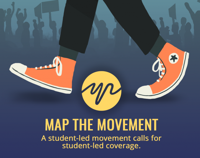 """Map The Movement"" Interactive Tracks #NeverAgain In Real Time"
