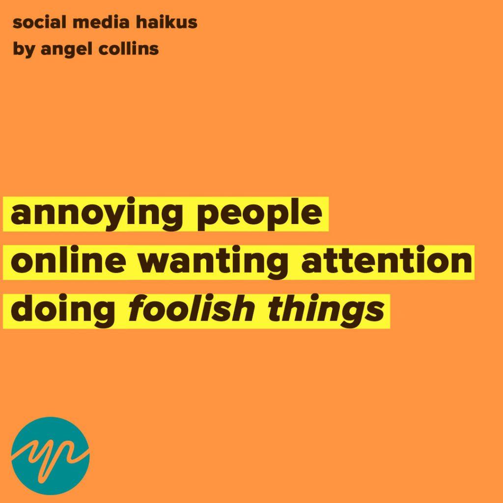10 Haikus About How Teens REALLY Use Social Media - YR Media