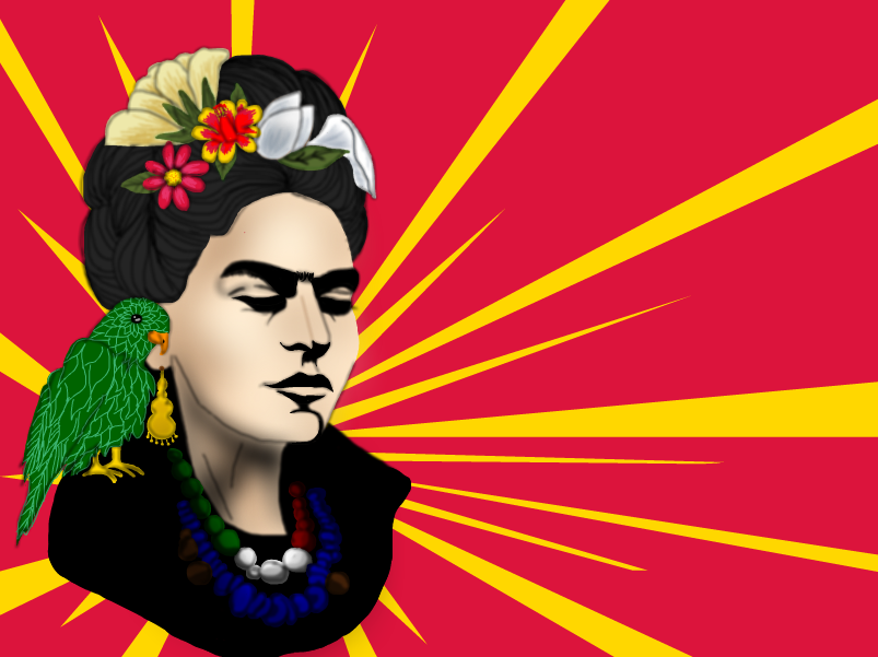 Before You Put On a Frida Kahlo T-Shirt for Cinco De Mayo, Read This