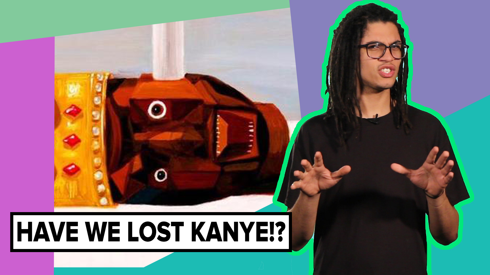 Um… So What's Up With Kanye?
