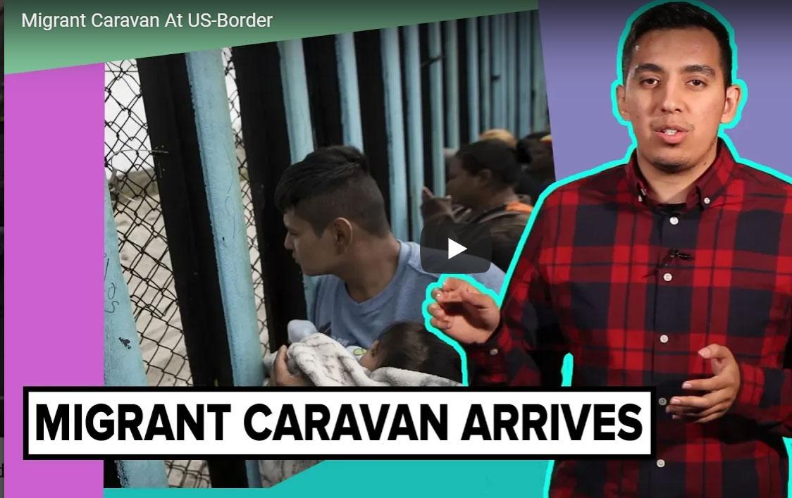 Migrant Caravan: Dozens Still Waiting For Asylum At US-Mexico Border