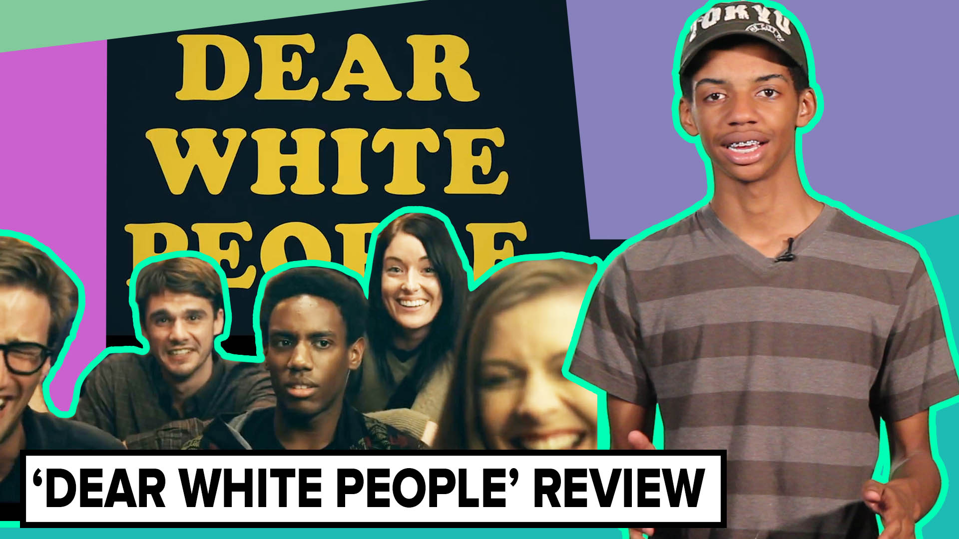 Dear White People, Don't Be Mad