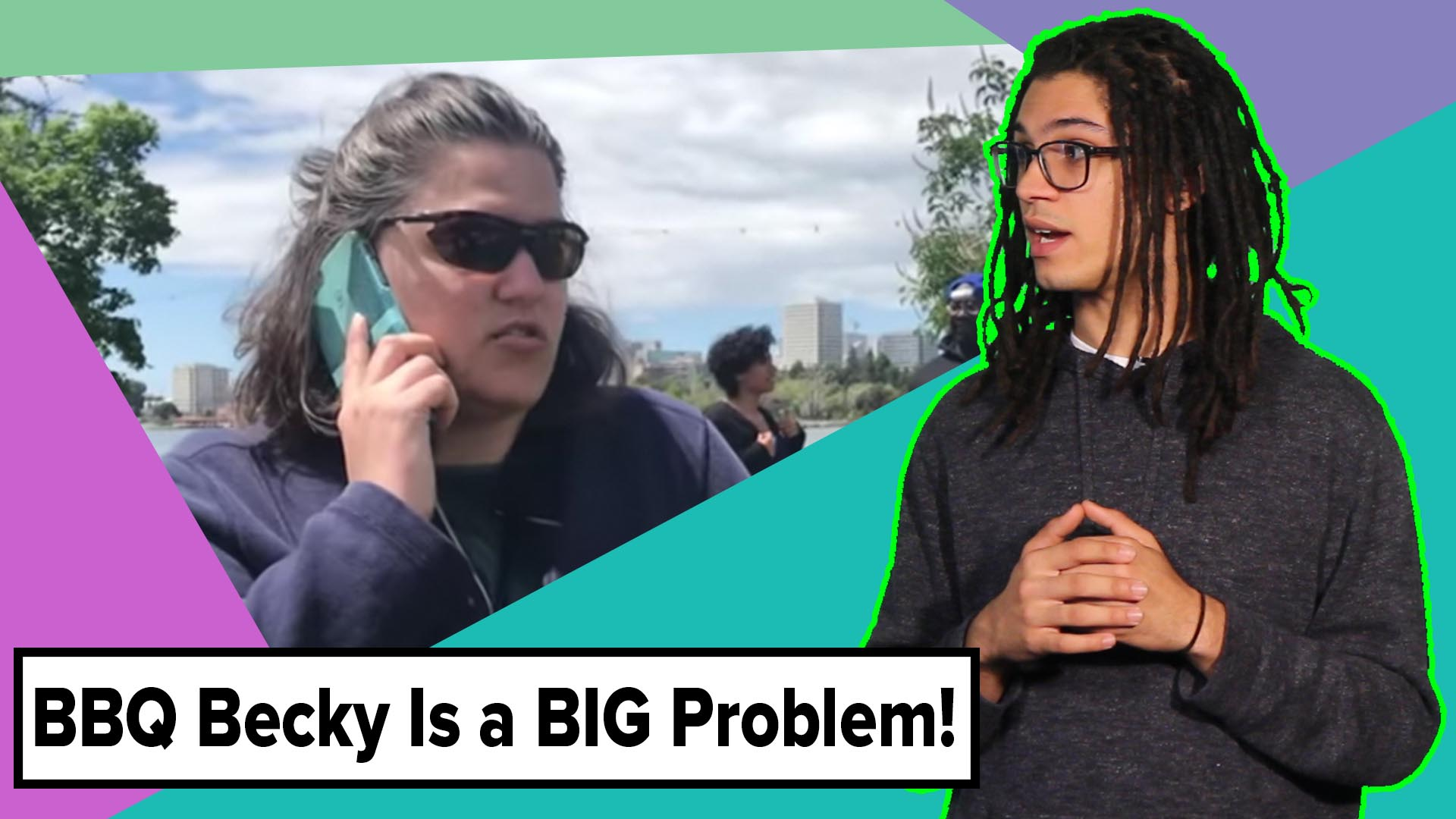 Why BBQ Becky Is a Big Problem