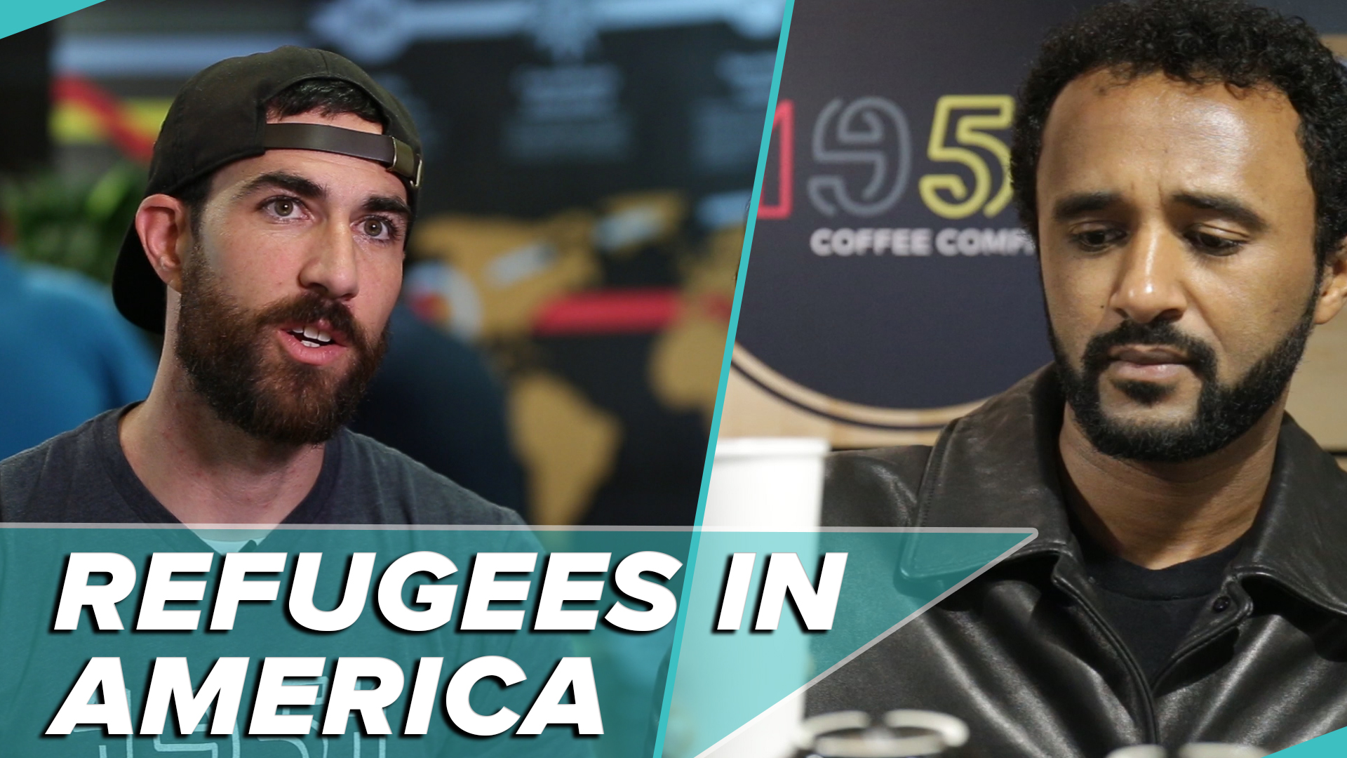 Helping Refugees One Latte At A Time