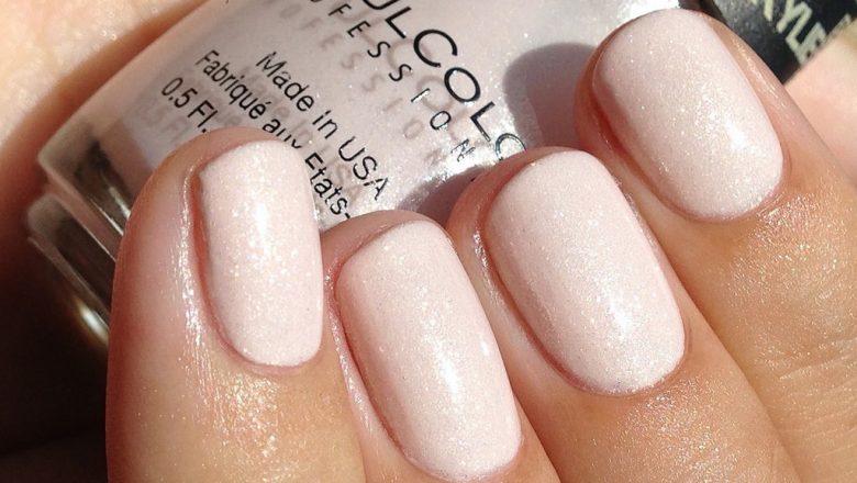 kylie jenner sinfulcolors nail polish