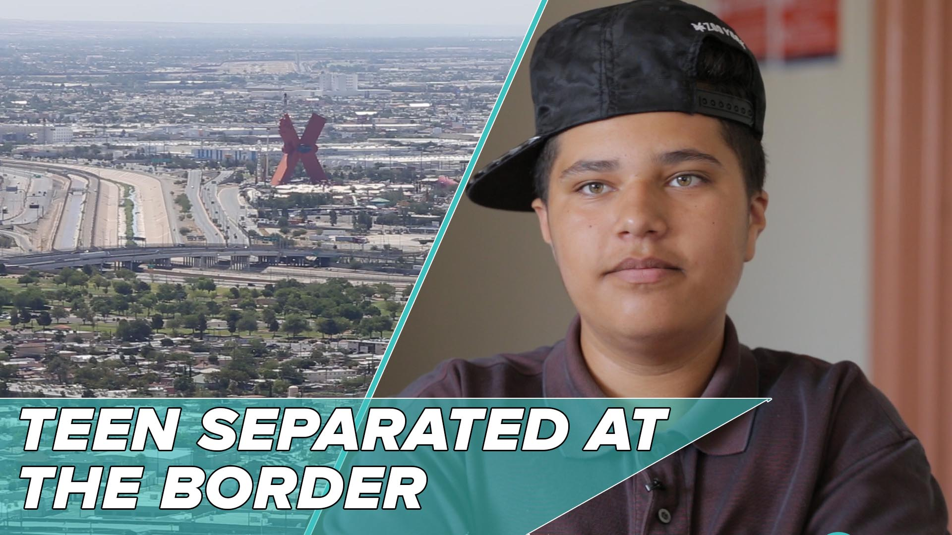 Teen Separated From His Mom at the Border Shares His Ordeal