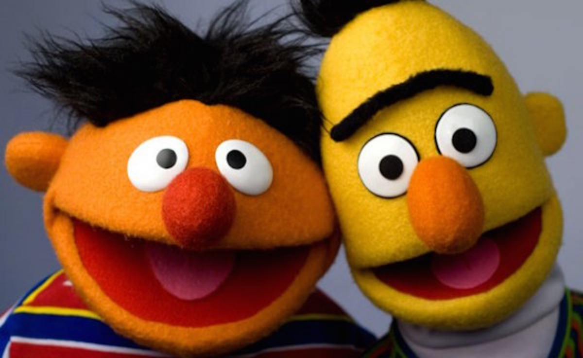 Are Bert And Ernie Gay? The Great Online Debate